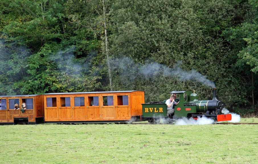 All pictures by Cliff Thomas taken at the Gala event and at the Rhiw Valley Light Railway