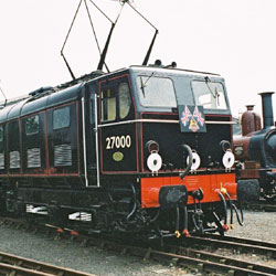 Class 77 Electric