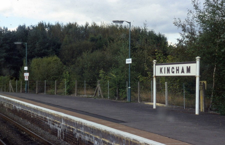 Kingham in 2002 by Phil Marsh