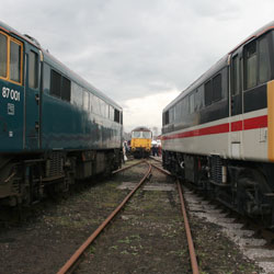 Class 87 Electric