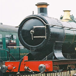 City of Truro Steam