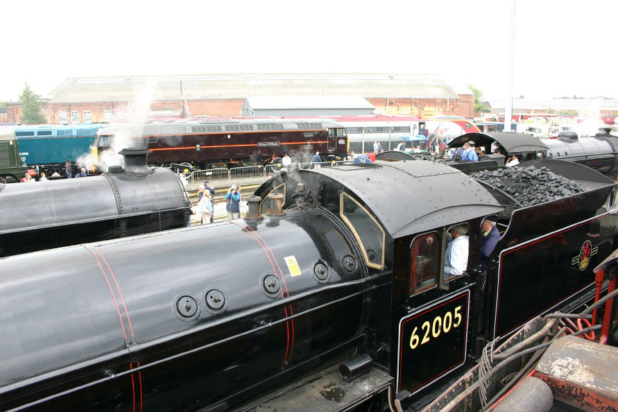 2005 railfest york by Phil Marsh