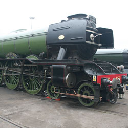 Flying Scotsman Steam