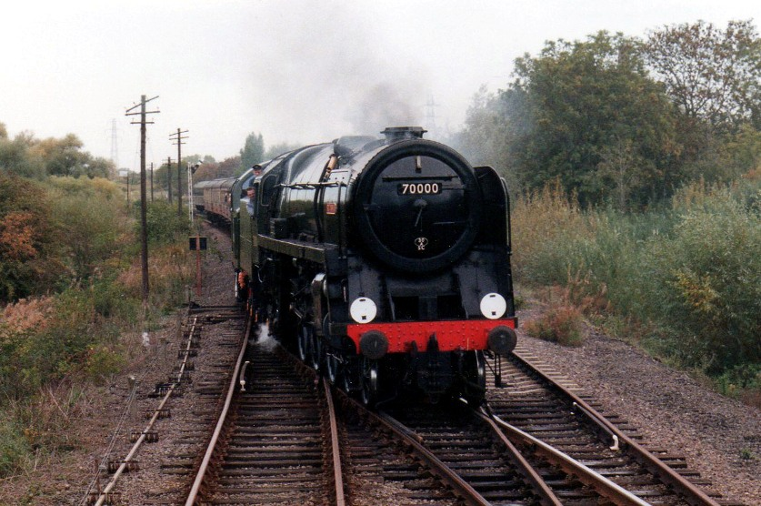70000 nene valley 1996 phil marsh