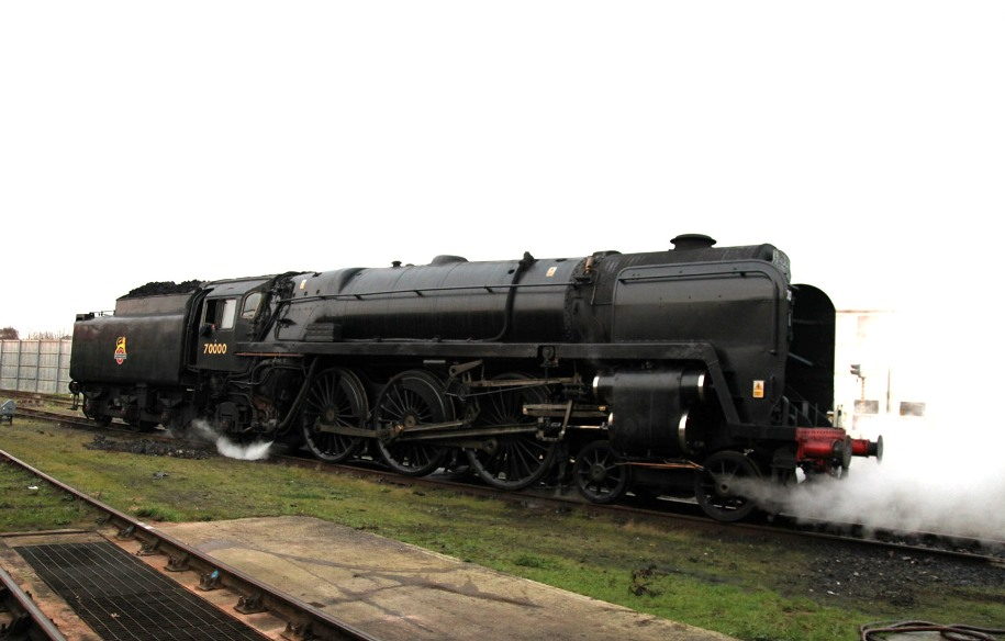 70000 britannia in black phil marsh