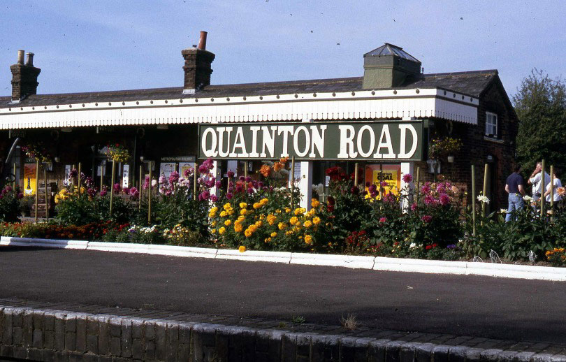 quainton road by Phil Marsh