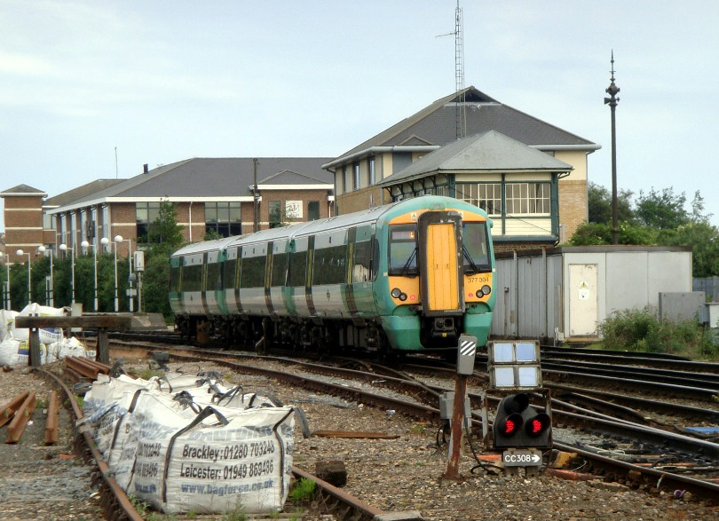 class 377 at chichester by phil marsh