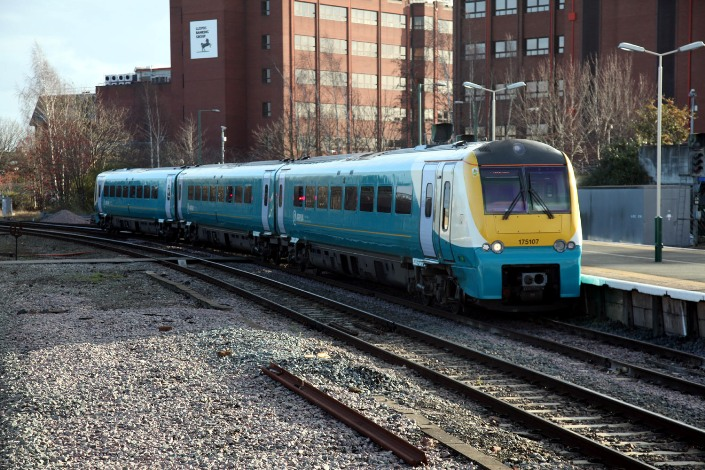 arriva trains wales class 175 by phil marsh