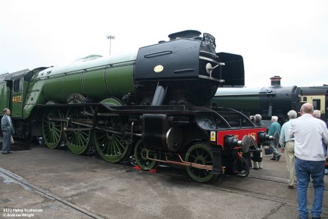 A3 Flying Scotsman