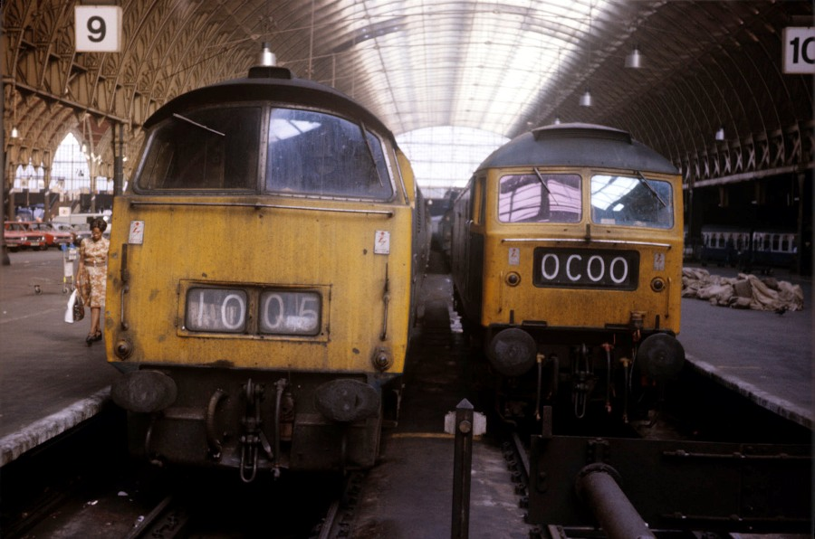 Iconic Br Diesel Hydraulic Notches Up 50 Years Rail Co Uk