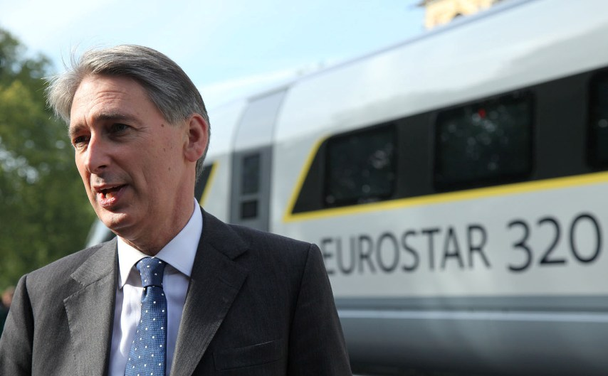 2. hammond and new eurostar by phil marsh