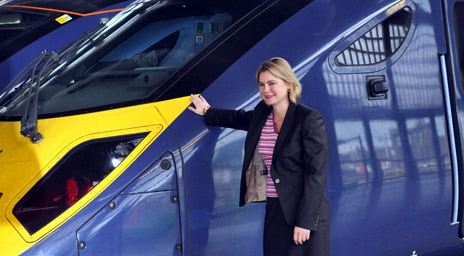 3. justine greening by Department for transport