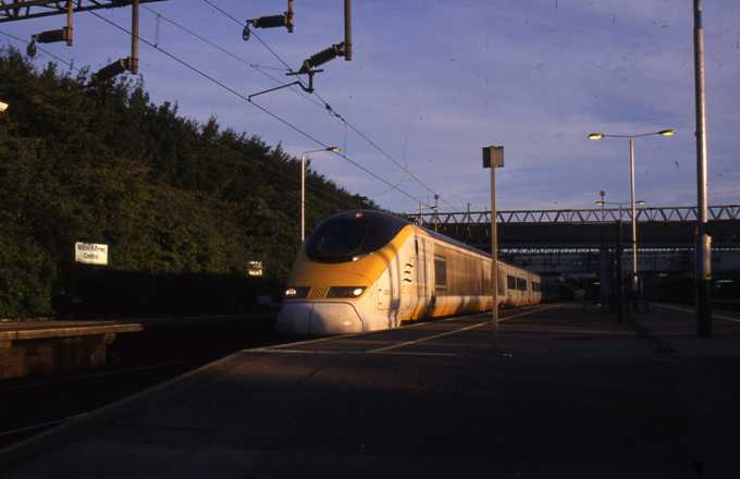 7 eurostar at milton keynes by phil marsh