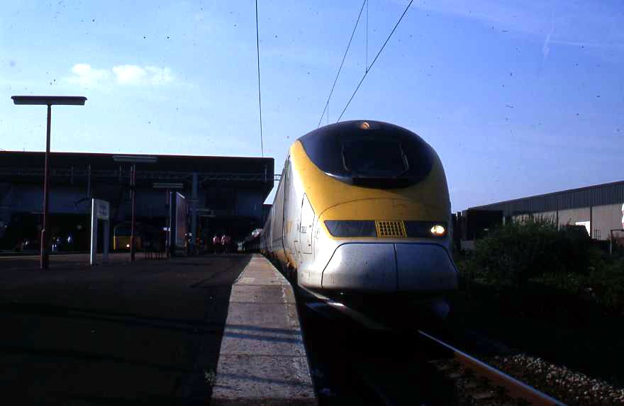 11 eurostar at Birmingham International phll marsh