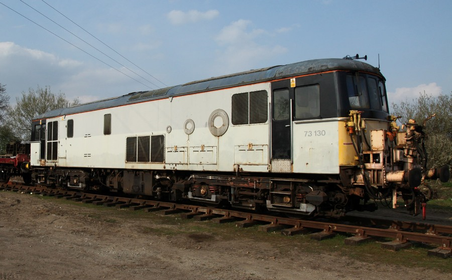 ex eurostar No 73130 by phil marsh