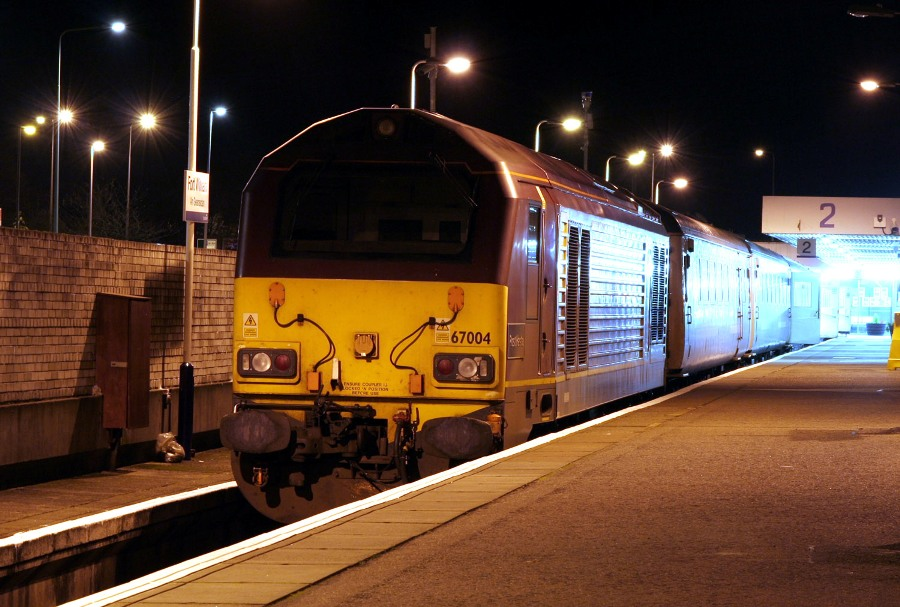 67004 on a sleeper by phil marsh