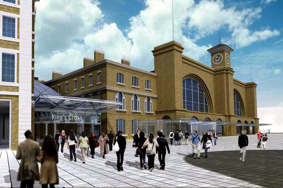 kings cross frontage 2015 network rail