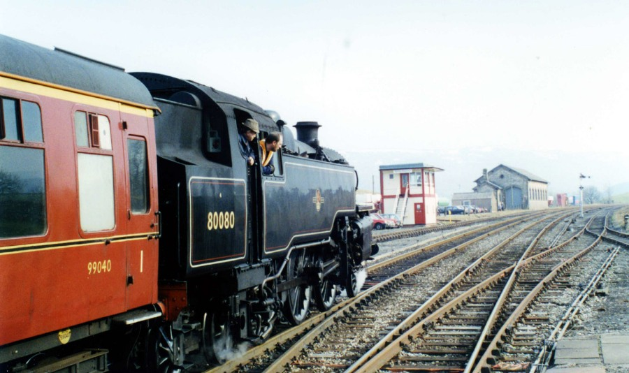 80080 paddy at kirkby stephen steam training run in march 1993 by phil marsh