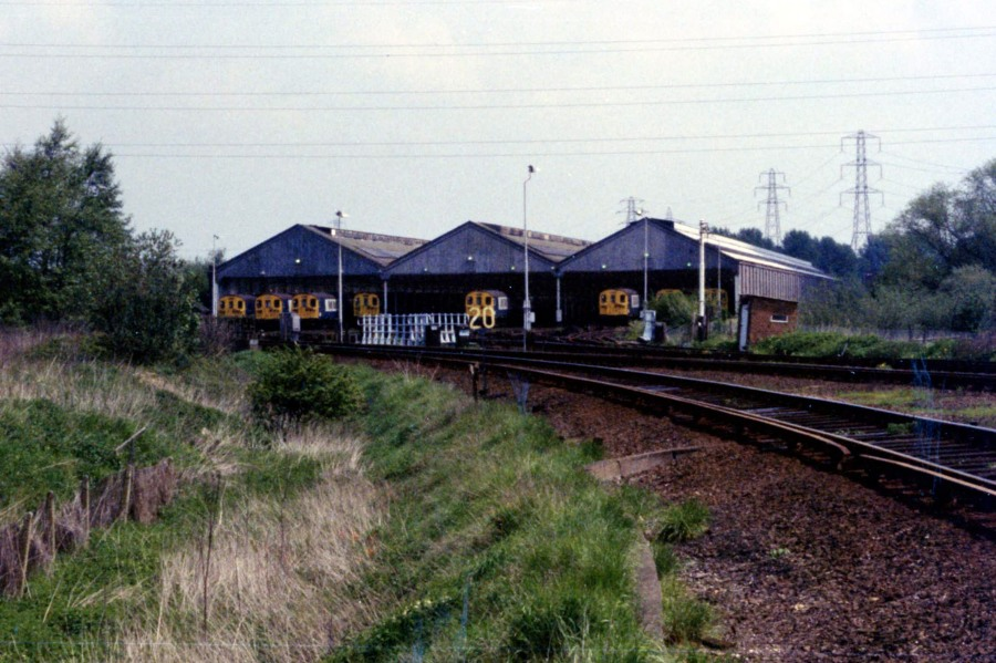 1985 croxley green sheds phil marsh