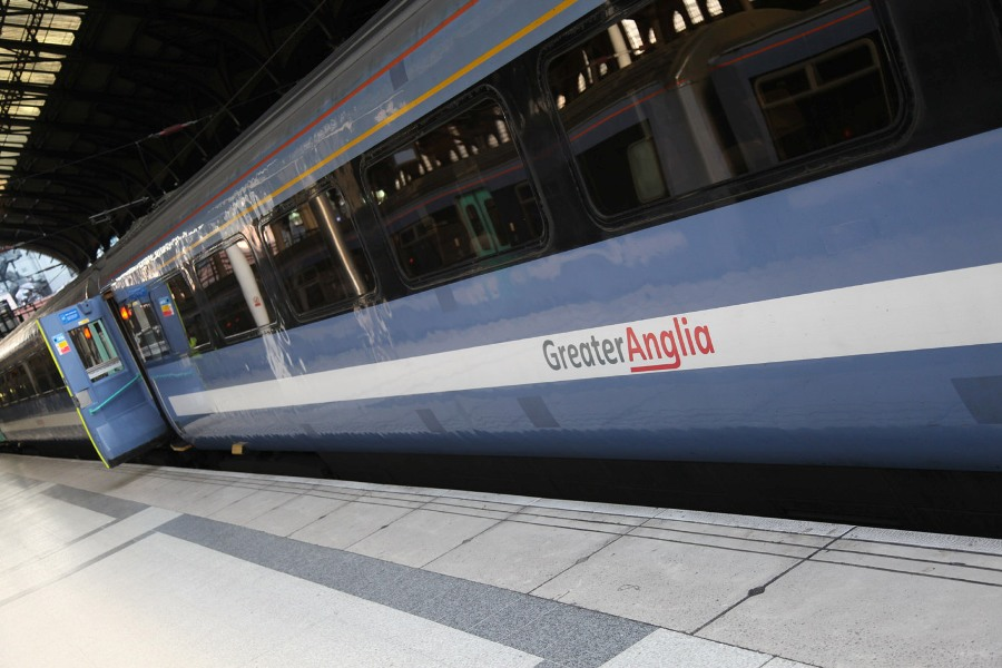 greater anglia carriage by phil marsh