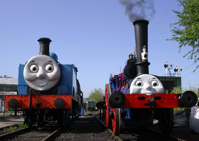 Thomas the Tank Engine Fergus