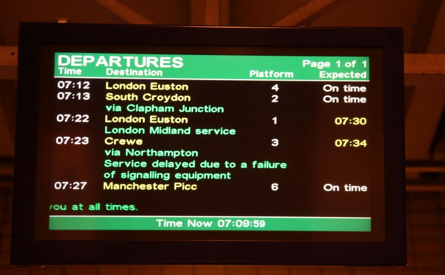 wcml delays continue feb 11