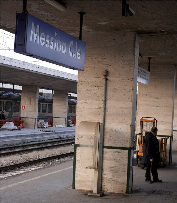messina station