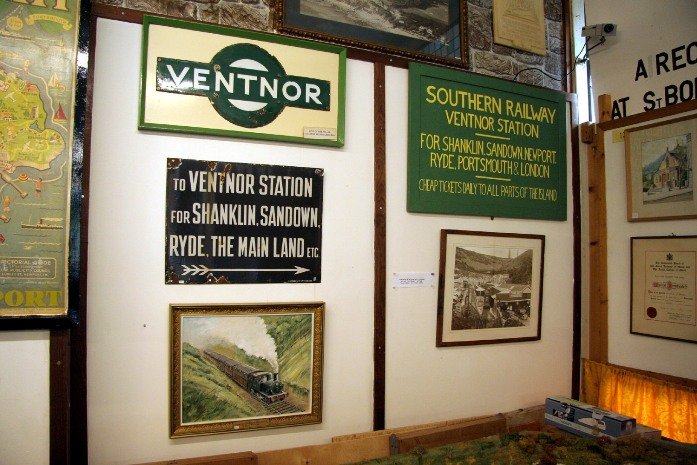 Ventnor museum by Phil Marsh
