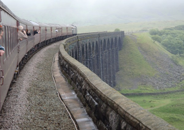 Ribblehead viaduct copyright Phil Marsh
