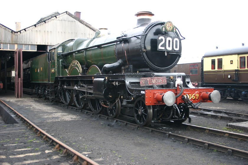 didcot railway centre museum trains