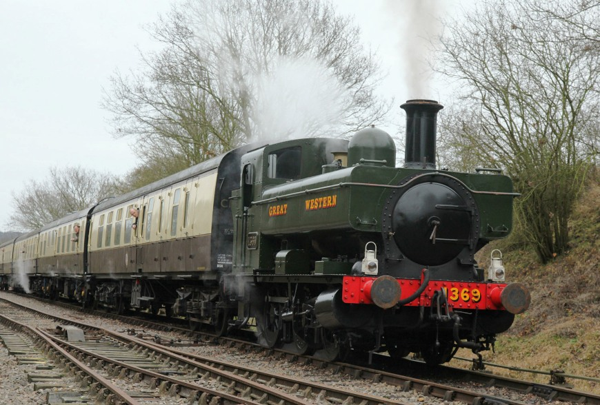 1369 at chinnor by Phil Marsh