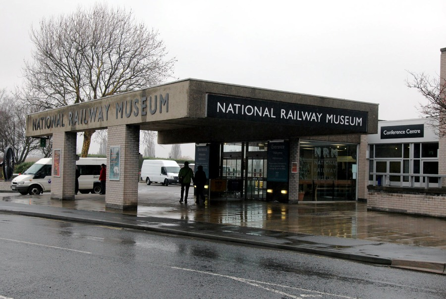 National Railway Museum by Phil Marsh