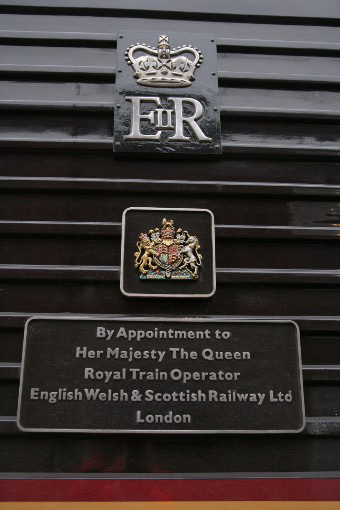 Royal Train Warrant, Phil Marsh