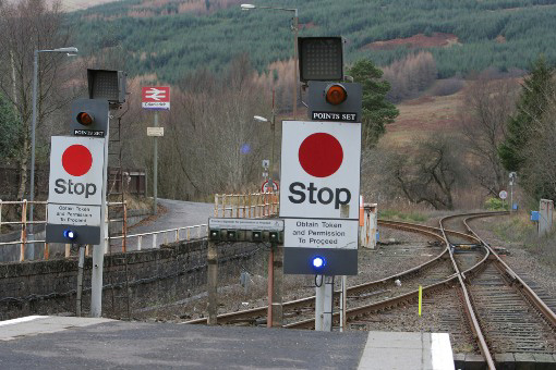 Crianlarich Junction by Phil Marsh