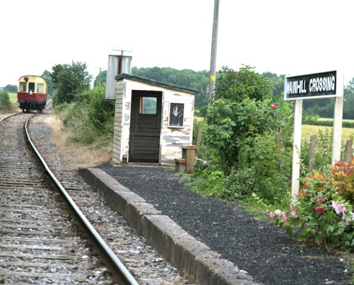 Chinnor Railway by Phil Marsh