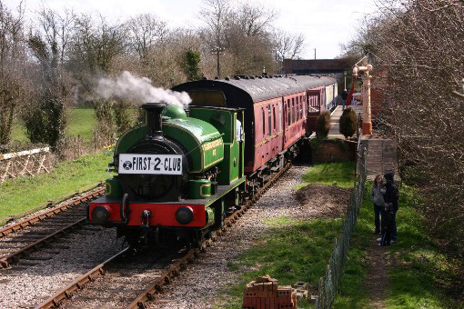 Swindon and Cricklade Railway, by Phil Marsh