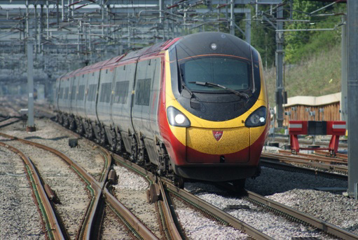 Pendolino by Nick Hair