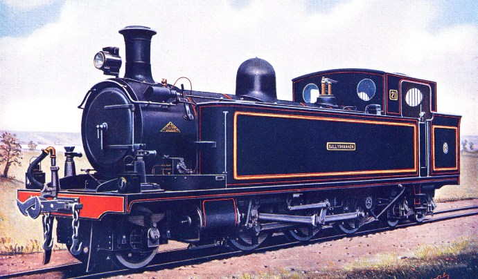 1912 county donegal railway