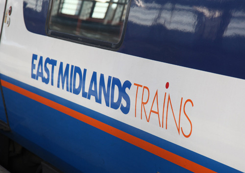 East Midlands Train by Phil Marsh