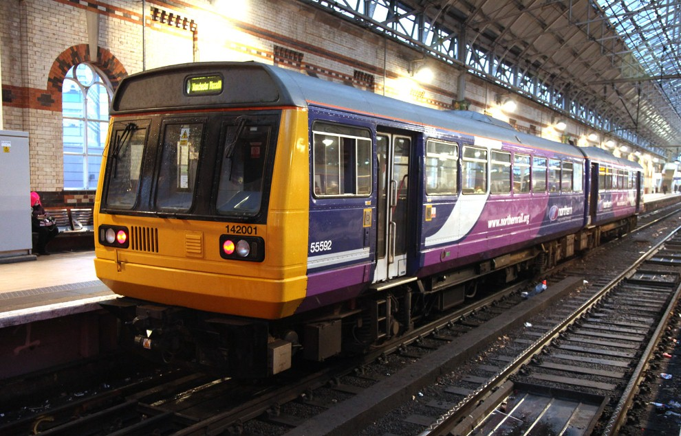 Northern Rail class 142 by Phil Marsh