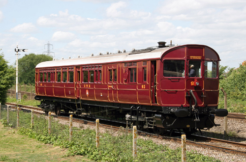 Didcot Rail Motor 108 Cliff Thomas