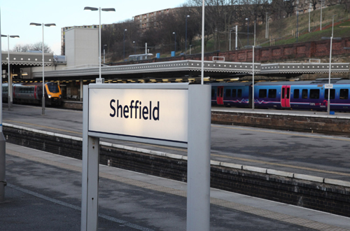 Sheffield by Phil Marsh