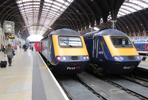first great western paddington by phil marsh