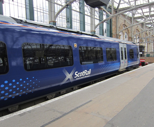 first scotrail glasgow central phil marsh