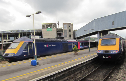 first HSTS at bristol phil marsh
