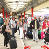 Passenger numbers grow