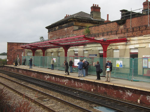 Investment at stations wakefield kirkgate phil marsh