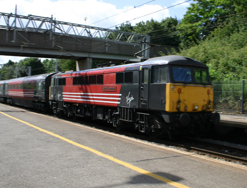 virgin west coast trains 2004 style phil marsh
