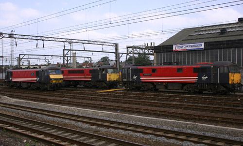 virgin west coast trains in 2004 phil marsh