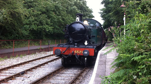 Avon Valley Railway Oldland Common by Paul Stanford